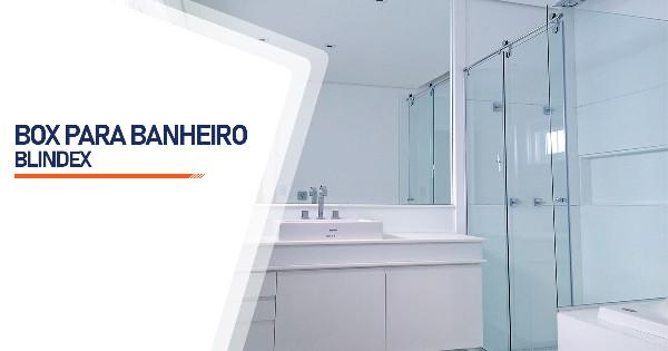 Box para Banheiro Blindex  Sorocaba