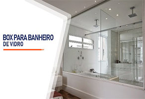 Box para Banheiro de Vidro Araçoiaba da Serra