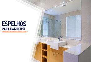 Espelho para Banheiro Araçoiaba da Serra