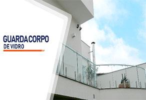 Guarda Corpo de Vidro Araçoiaba da Serra