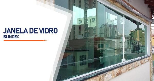 Janela De Vidro Blindex Alambari