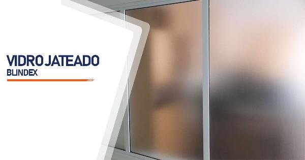 Vidro Blindex Jateado Sorocaba