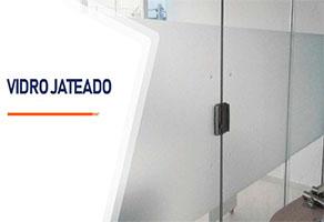 Vidro Jateado Araçoiaba da Serra
