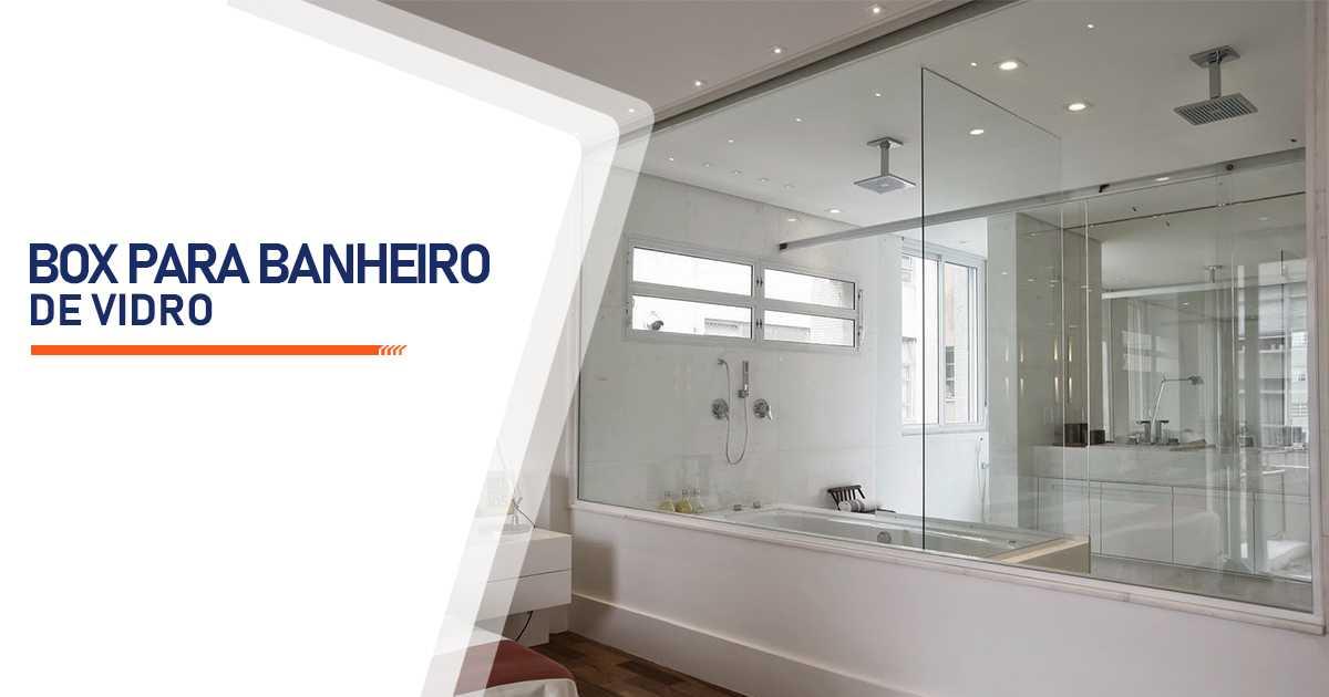Box para Banheiro de Vidro Alambari
