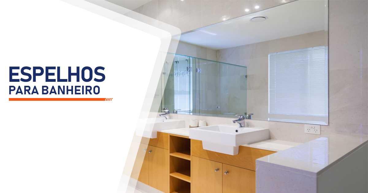 Espelho para Banheiro Alambari