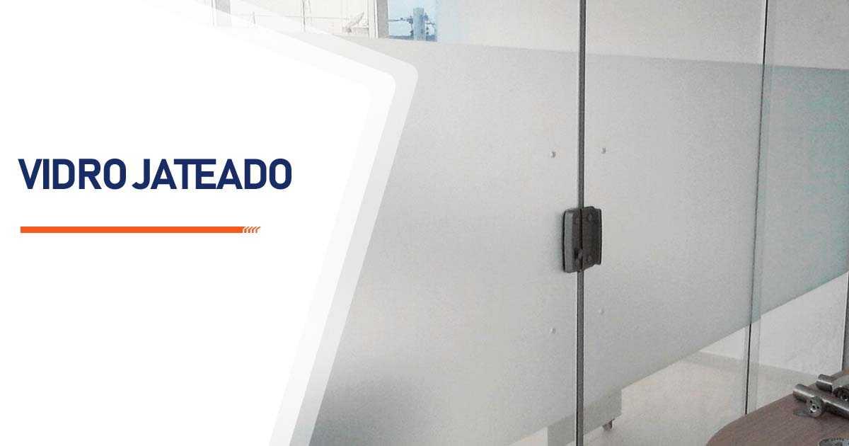 Vidro Jateado Sorocaba